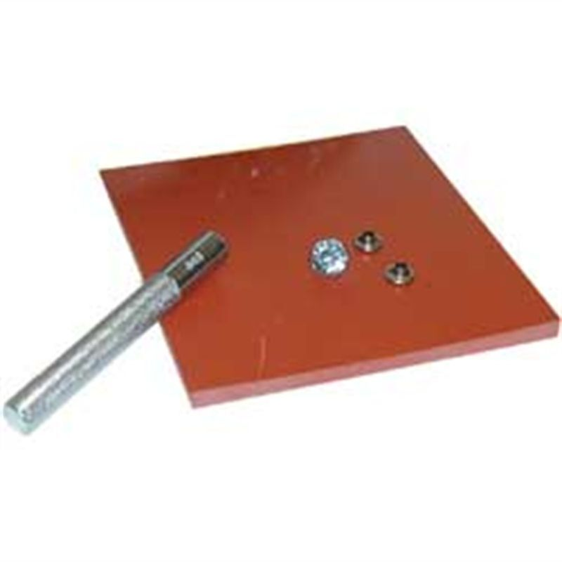 Decorative Rivet Setting Kit New 3462-00 by Tandy Leather