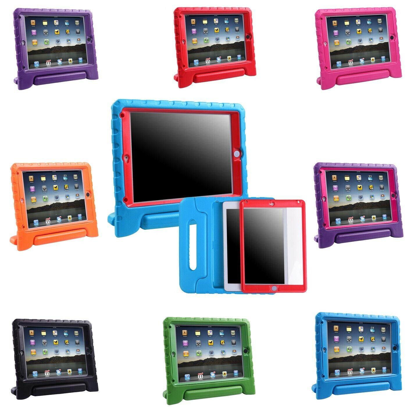 HDE iPad Mini 1 2 3 Bumper Case for Kids Shockproof Hard