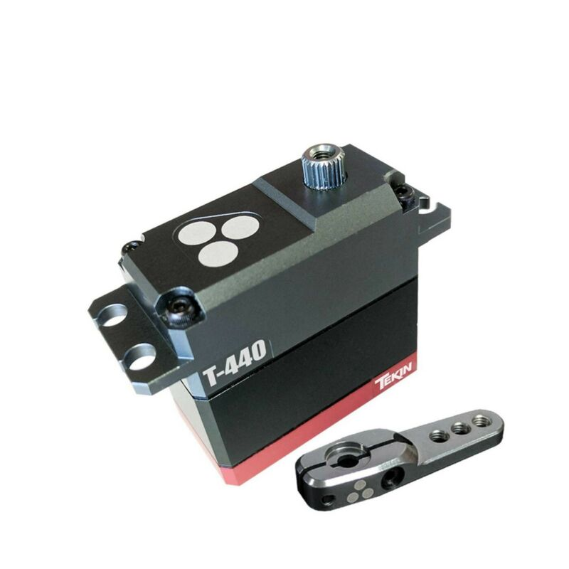 TEKTT1507 Tekin T-440 Digital Hi-Torque Programmable Servo (High Voltage)