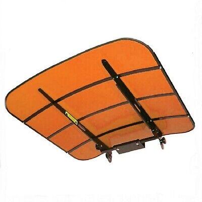 48 X 52 Universal Orange Tuff Top Tractor Mower Canopy Perfect For Kubota