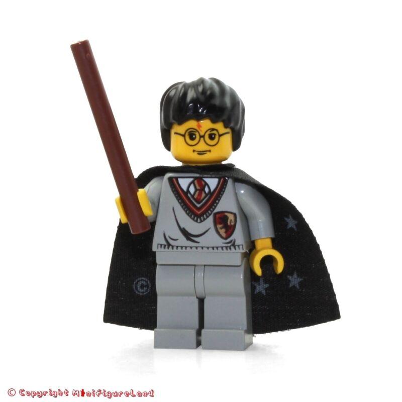 Minifigure Gryffindor Shield Torso Cape Lego hp005 Harry Potter