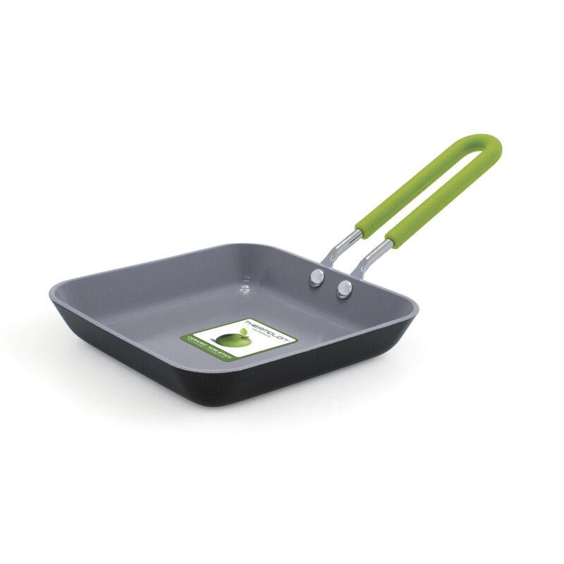 GreenPan Mini Square Egg Pan, Nonstick