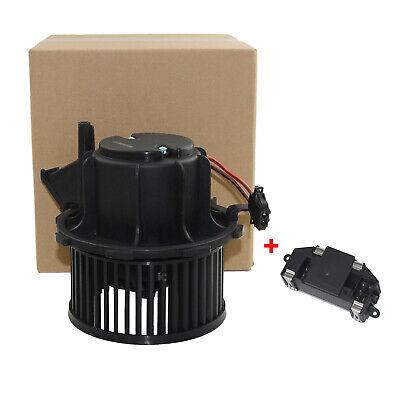 Gebläsemotor + Gebläseregler Audi A4 8K B8 A5 8T 8F7 Q5 8R 8K0820521 8K1820021B