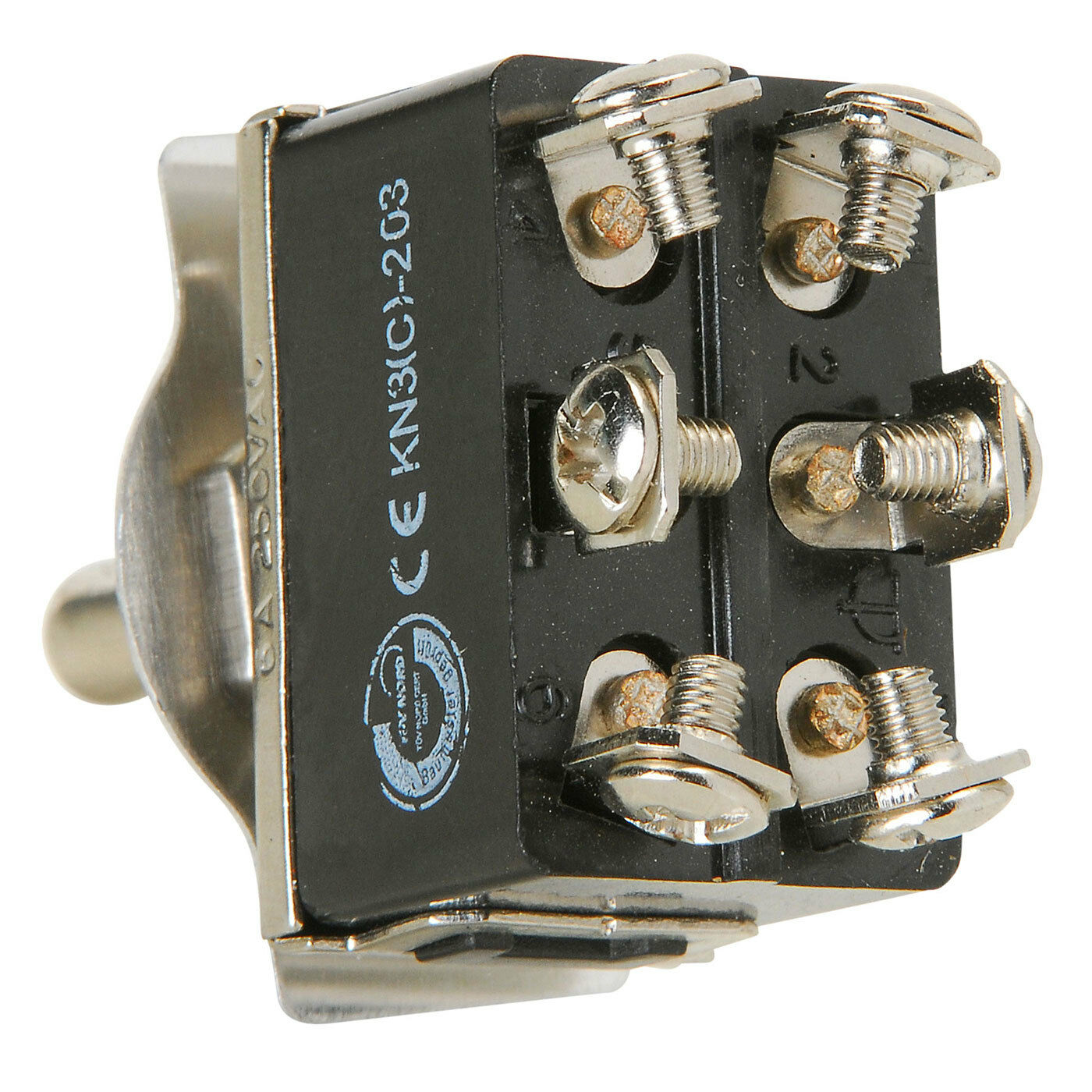 Dpdt Medium Duty Toggle Switch Center Off 844632075490