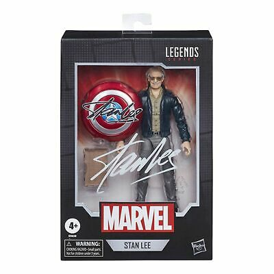 Marvel Legends | Stan Lee | 6-Inch Action Figure | In Stock