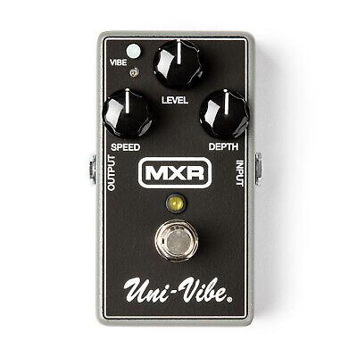 Jim Dunlop MXR UniVibe Chorus/Vibrato Guitar Effects Pedal M68 Uni Vibe