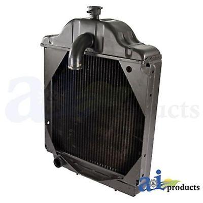 A39344 Radiator Wo Oil Cooler Fitting Fits Case-ih430ck480b480ck530ck580b