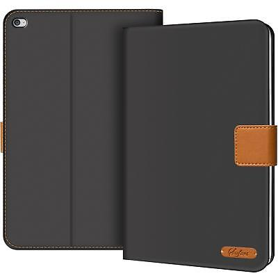 Schutzhülle Apple iPad Air 2 Hülle Book Case Tablet Tasche Klapphülle Cover (Ipad Air Case Cover)