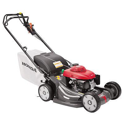 Honda 21 4 In 1 Self Propelled Roto Stop Lawn Mower Lawnmower   Hrx217hya
