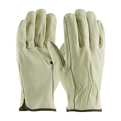 Drivers Straight Thumb - PIP 70-300/XL Top Grain Pigskin Drivers, Industry Grade, Straight Thumb Gloves