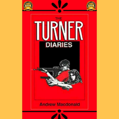 The Turner Diaries by Andrew MacDonald (P.D.F) Fast Delivery💡