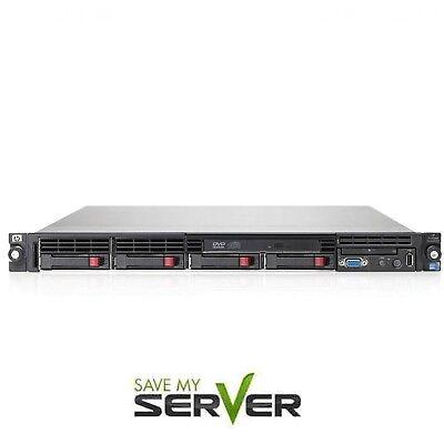 HP Proliant DL360 G7 Virtualization 8-Core Server 32GB 4x146GB 10K P.410i iLO3