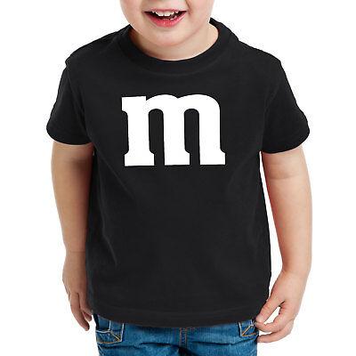 m Kinder T-Shirt Fasching Karneval Kostüm Gruppenkostüm Umzug Verkleidung Fun