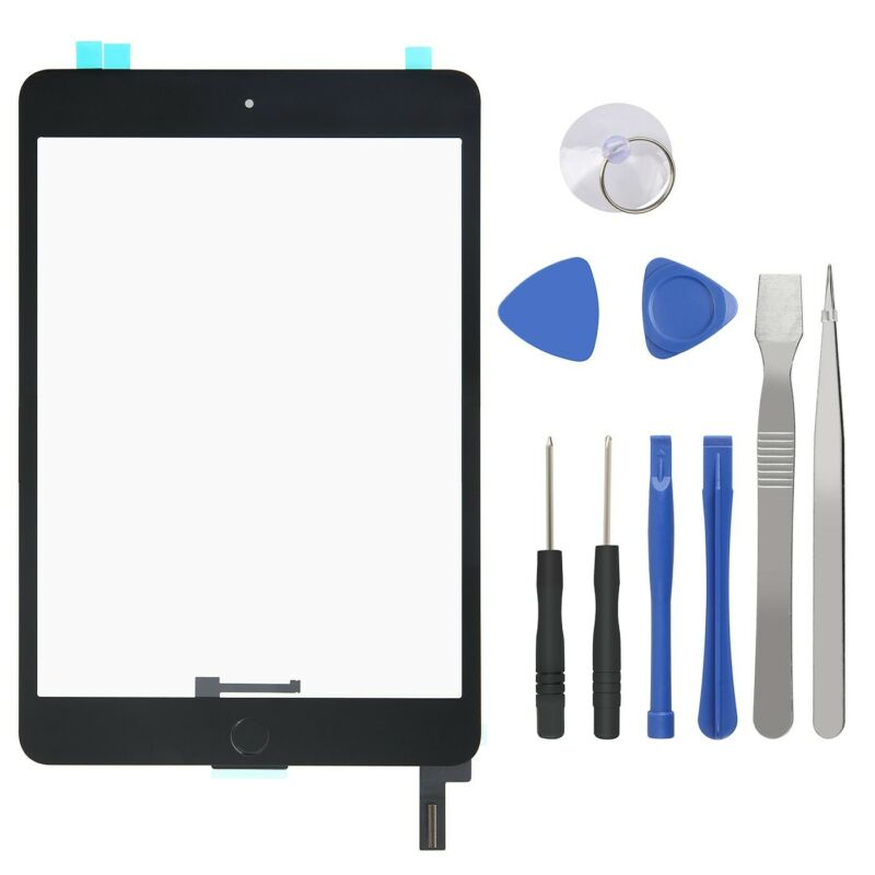 Replacement Touch Screen Digitizer for iPad Mini 4 4th Gen Front Glass Kit