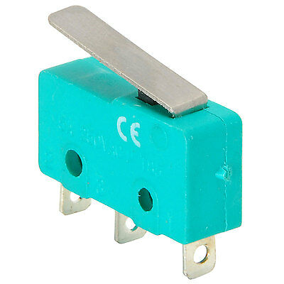 Spdt Miniature Snap-action Micro Switch With Lever