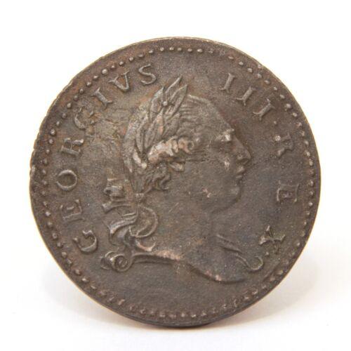 1773 Virginia Halfpenny Coin circa 1955 BECKER RESTRIKE