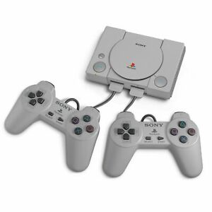 Sony PlayStation Classic Video Game Console - Gray
