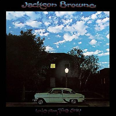 JACKSON BROWNE LATE FOR THE SKY VINYL LP ALBUM
