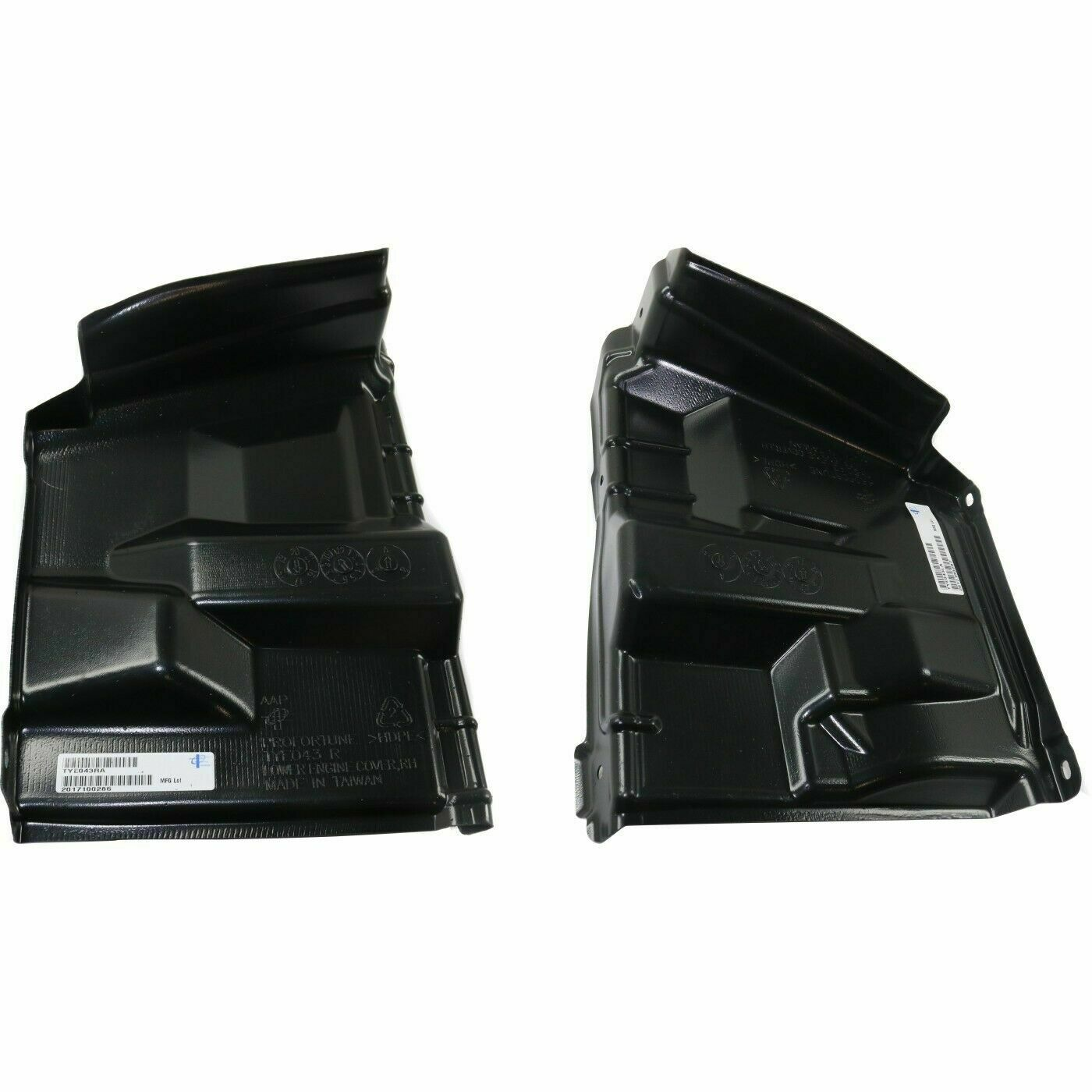 TO1228106 New Front,Right Passenger Side ENGINE UNDER COVER For Toyota Camry