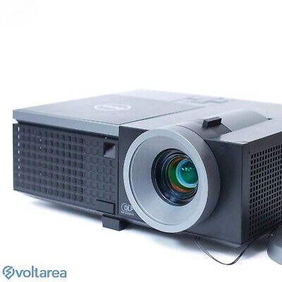 Dell 4220 DLP Projector 4100 Lumens HDMI HD 1080i/p