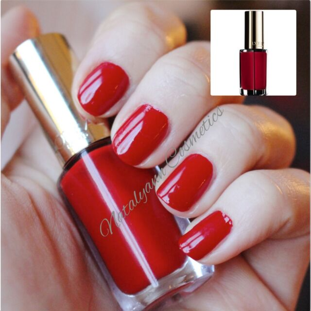 L\'Oreal Color Riche Nail Polish 60 SHADE available NEW 2018 COLOURS ...