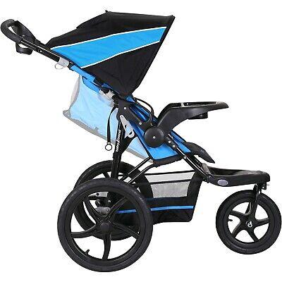 Best Jogging Running Stroller All Terrain Tires Storage Lightweight Baby (Best Lightweight Stroller Travel System)