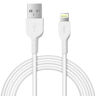 Hoco Cable USB X20-1m Lightning Cable Carga Reforzado Guía Cable de Datos