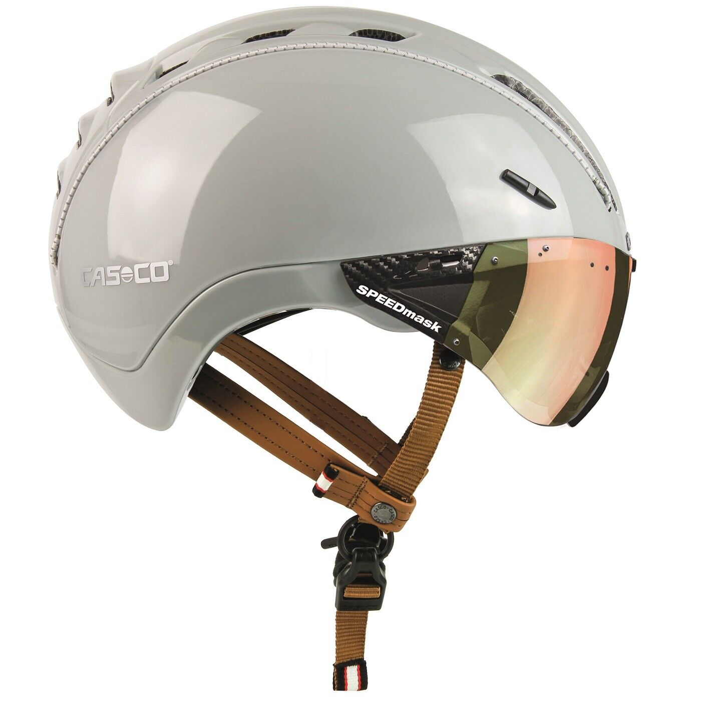 Casco Roadster Plus Fahrradhelm Herren, Damen e-Bike Helm