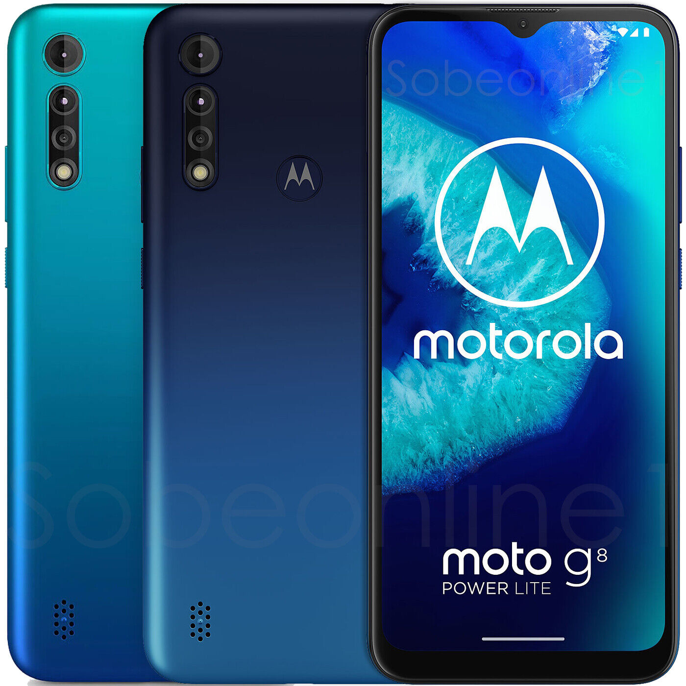 Motorola	Moto G8 Power Lite XT2055-2 64GB 4GB RAM (FACTORY UNLOCKED) 6.5