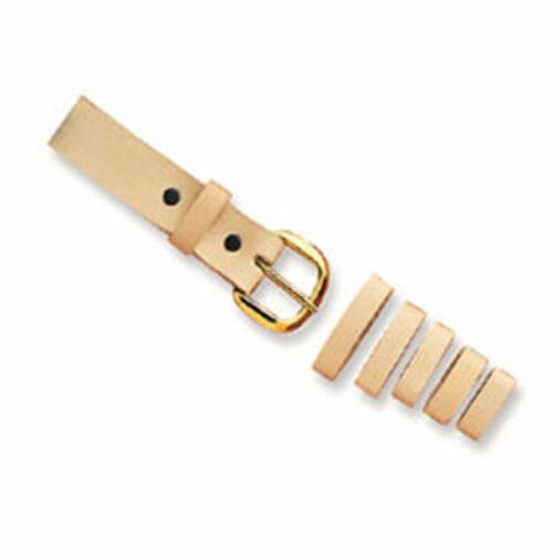 "Natural Belt Keeper 3/4"" New 4600-01 Tandy Leather"
