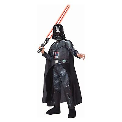 Star Wars Kids Dress Up (Disney Star Wars Darth Vader Kids Costume Dress Up Halloween Cape Mask Force)
