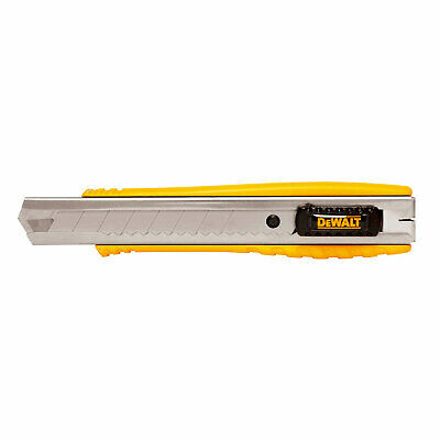 Dewalt Dwht10038 18mm Single Blade Snap-off Knife
