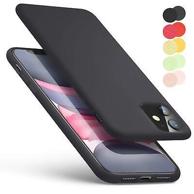Silikon Hülle Schutzhülle Handy Tasche Handyhülle Slim Case Cover Dünn matt Etui