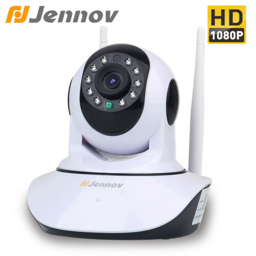Wireless WIFI 1080P Pan Tilt Baby Security IP Camera IR Night CCTV Home Webcam