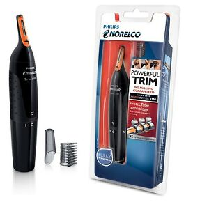 philips norelco nt3155 nosetrimmer 3100 series 3000 nose. Black Bedroom Furniture Sets. Home Design Ideas