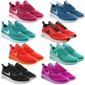 Nuevo-Zapatos-WMNS-NIKE-AIR-MAX-THEA-Classic-ZAPATILLAS-DEPORTIVAS-MUJER-Muchos