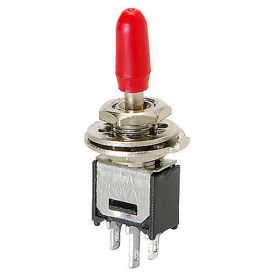 Spdt Sub-mini Toggle Switch Center Off