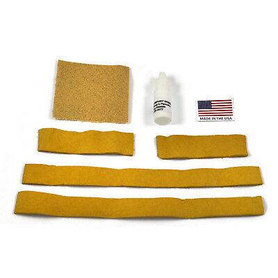 Wendys Elk Skin Liner For Pancake Welding Hood Helmet
