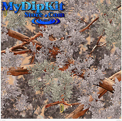 Hydrographics Film Water Printing Hydro Dipping Desert Shadow Camo Dk-703-film