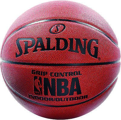 Spalding NBA Grip Control Indoor Outdoor Basketball Größe 7 Streetball