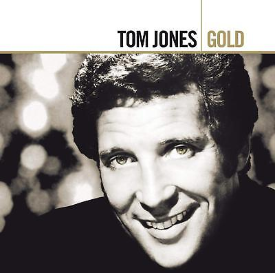 Tom Jones GOLD Best Of 42 Essential Songs GREATEST HITS New Sealed 2 CD