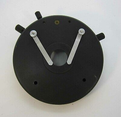 Lomo Biolam Circular Rotate Stage To Microscope Support Kit