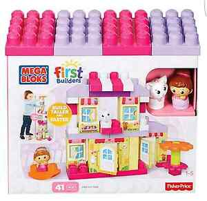 Mega Bloks Cozy Cottage - Fisher price - Brand new in box Ascot Brisbane North East Preview