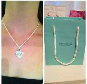 Tiffany & Co Necklace Girrawheen Wanneroo Area Preview