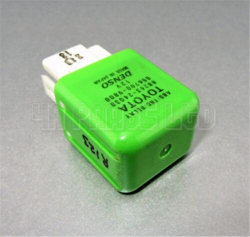 R123/ Toyota Lexus ABS (TRC) Green Relay Denso 88263-24030 056700-9800