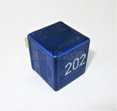 275-Audi VW Blue-202 4-Pin Glow Plug Relay 8A0951253 SHO 899587 12V 70A Ireland