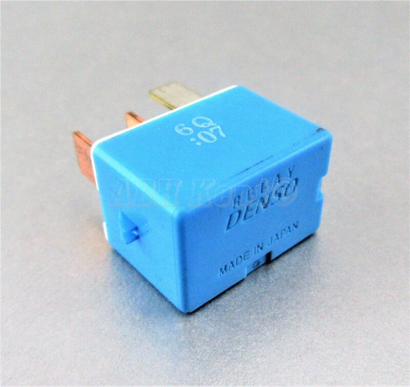403-Toyota Lexus 4-Pin Blue Multi-Use Relay 90987-T2001 Denso AH156700-3040 12V