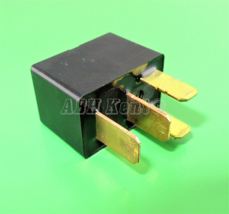 470-Toyota Lexus 4-Pin Black Multi-Use Relay NAiS 90987-02024 ACV31212 M02 12V