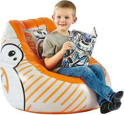 Disney Star Wars BB-8 Inflatable Chill Chair Collectable 60cm x 78cm BNIB
