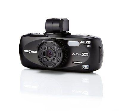 Nextbase NBDVR402G In Car Cam 402G Professional Autounfallkamera (Full HD, HDMI
